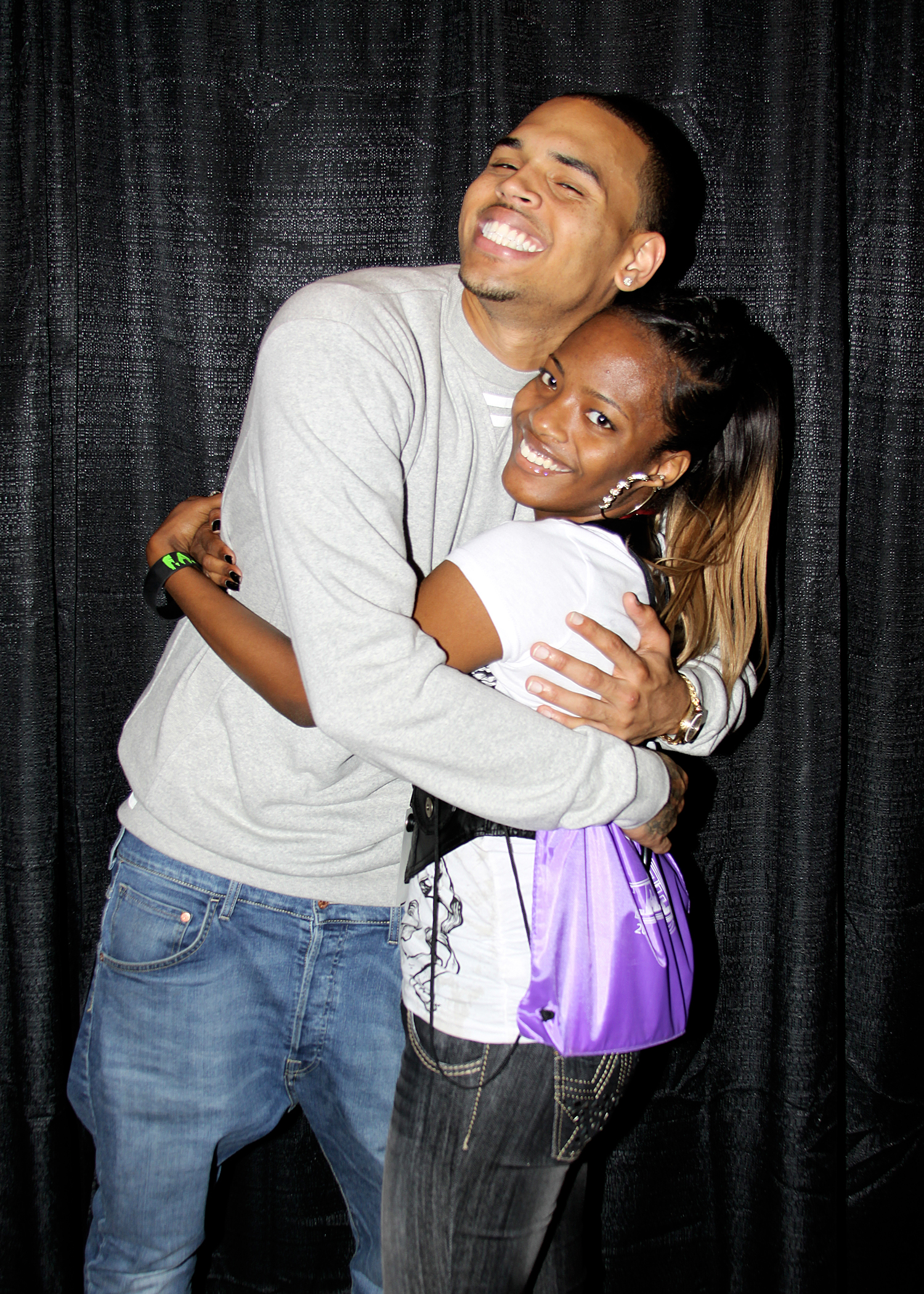 meet and greet chris brown detroit mi